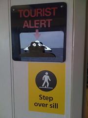 Tourist Alert