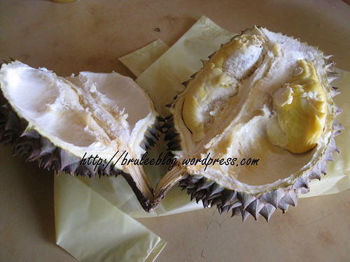 Durian from Balik Pulau