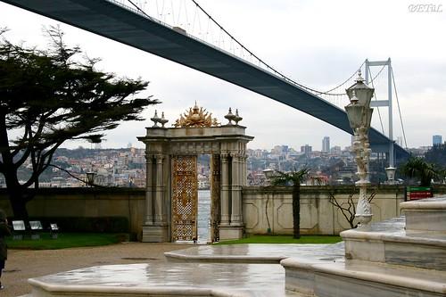 The Bosphorus Bridge -1- by aysebetul.