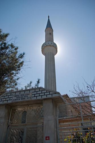 Üsküdar Murat Reis Camii, Murat Reis Mosque, Üsküdar , İstanbul, Pentax K10d