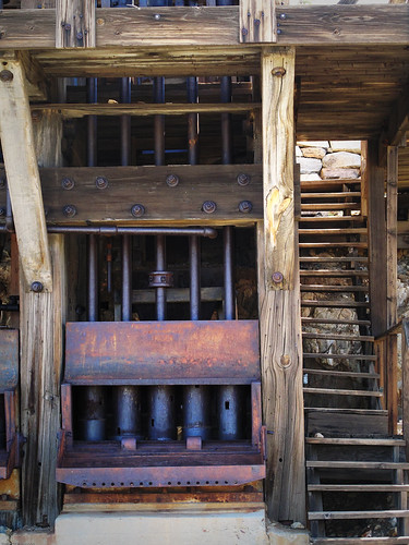 Stamp Mill by you.