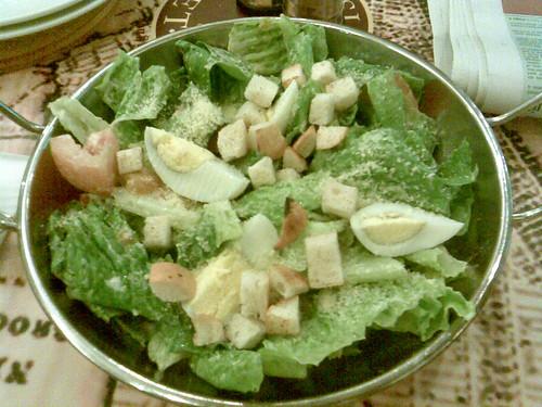 Manhattan Fish Market - Caesar Salad