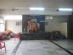 Sri Raghavendhra Mutt - Meditation Hall