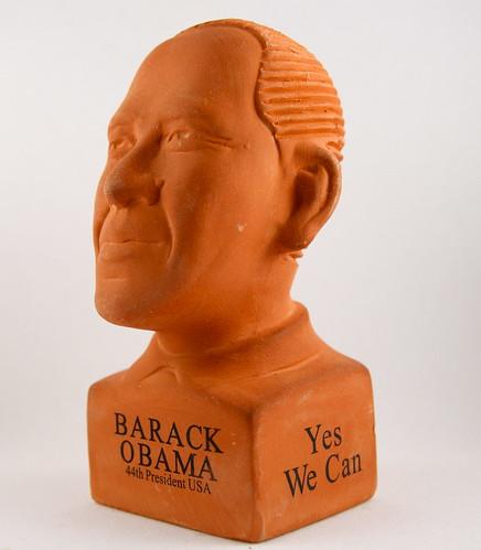 Chia Obama: Determined