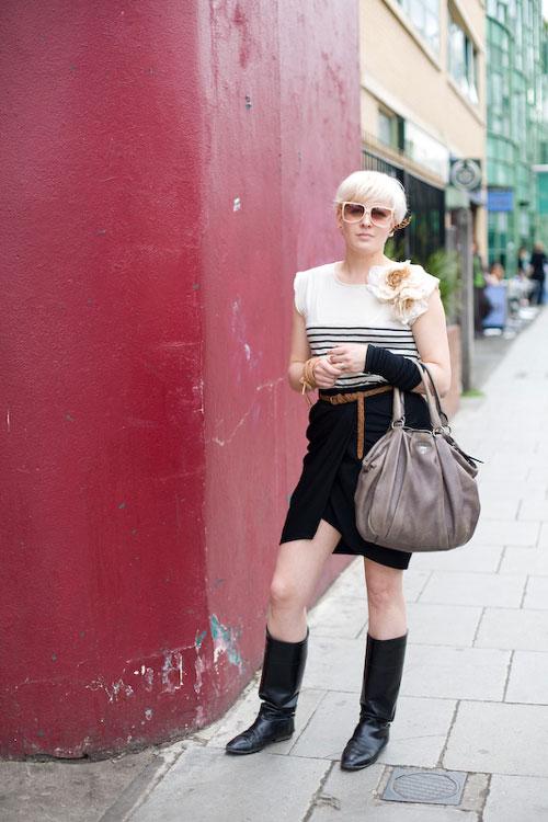 The stylist - Camden Town