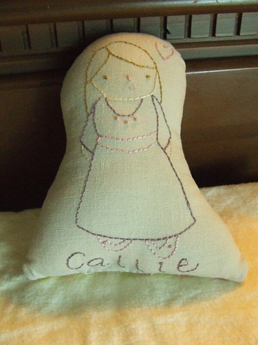 Callie doll