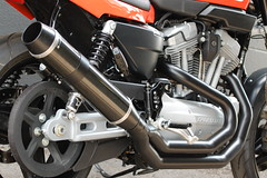 New XR 1200 Exhaust Pipe from D&D  Performance Exhaust