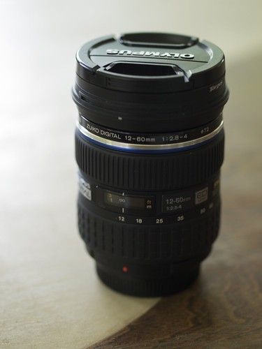 Olympus Zuiko 12-60mm f/2.8-4 Lens