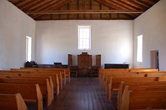 Old Stone Church Interior