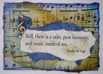 music artist trading card (c) 2009, Lynne Medsker