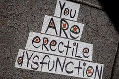 You Are Erectile Dysfunction