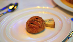 Eccles Cake with Stichleton