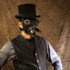 Steampunk Fashion - Daniel Proulx Autoportrait...