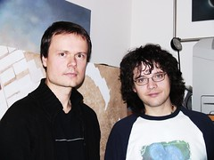 Peter Gric and Jason