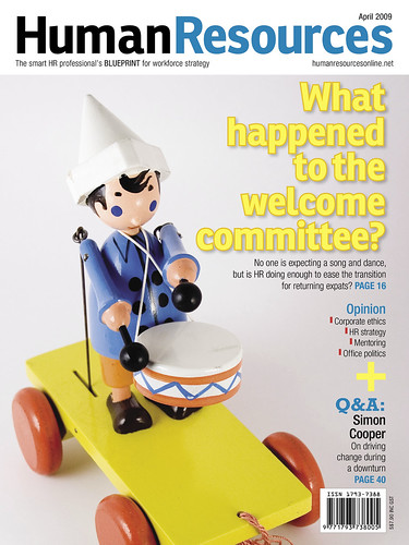 Human Resources April 2009 issue