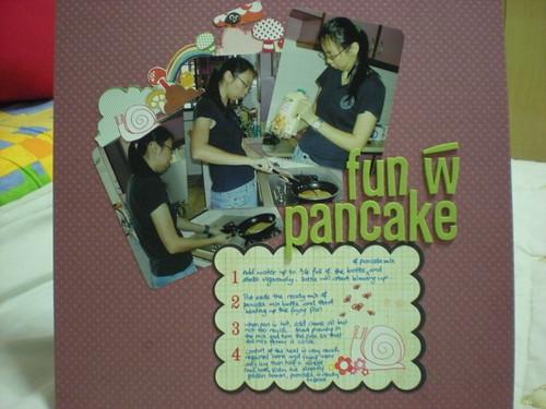 Fun with Pancake