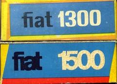 laterali Fiat 1300-1500