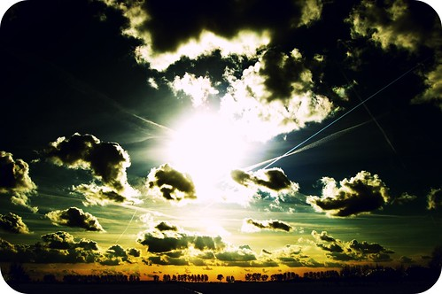 """God said, """"Let there be light,"""" and there was light."""