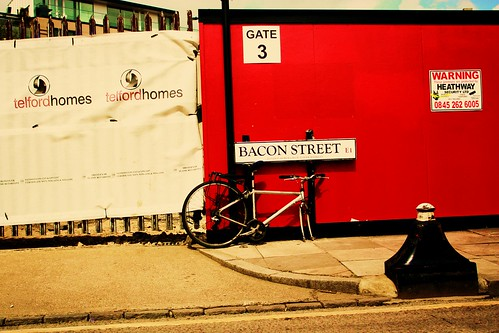 Bacon Street & Bike