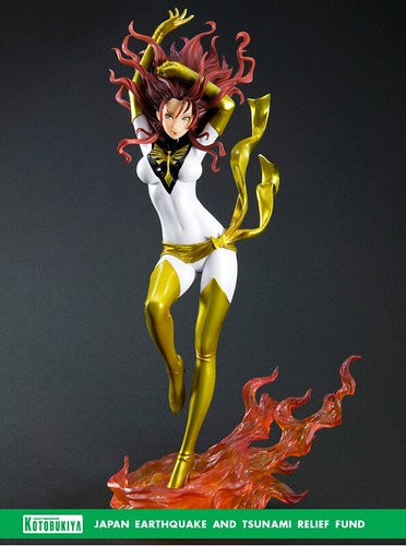 Kotobukiya Hold Tsunami Charity Auctions Online