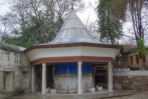 Çinili Camii, Tiled Mosque, Üsküdar, İstanbul, Pentax K10d