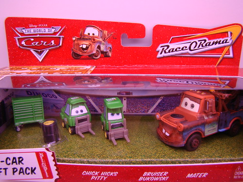 Disney CARS 3 pack Pittys N Mater (1)