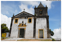 Igreja de São João Batista dos Militares. Foto: Passarinho/Pref.Olinda
