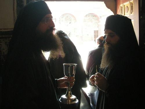 Vatopedi Monks