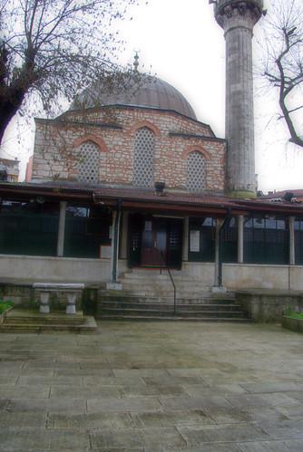 Çinili Camii, Cinili mosque, Üsküdar, İstanbul, Pentax K10d