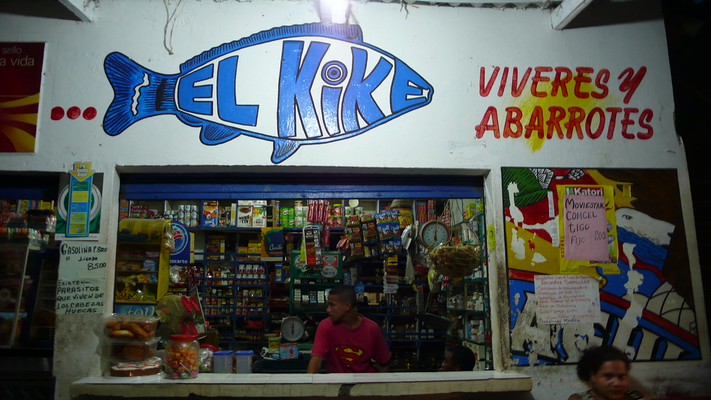 Tienda de abarrotes ElKike
