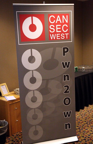 CanSecWest Banner
