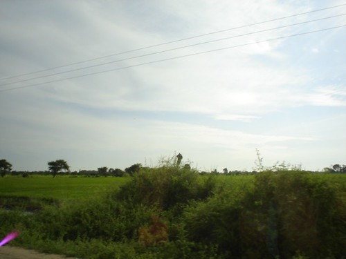 Valle de Moche a las 4pm. Espectacular paisaje captado pobremente con una digital. Es para una cámara de cine.
