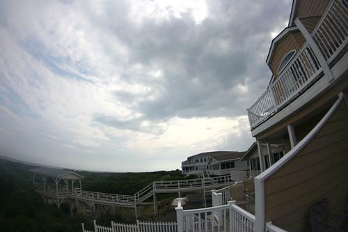 Cloudy Beach House