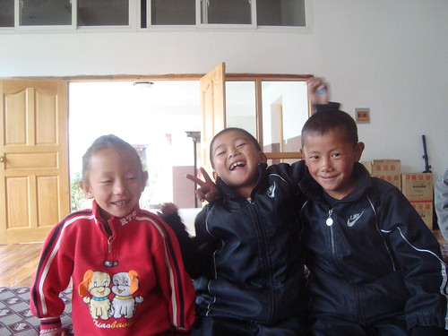 Tibetan Kids at Orphanage
