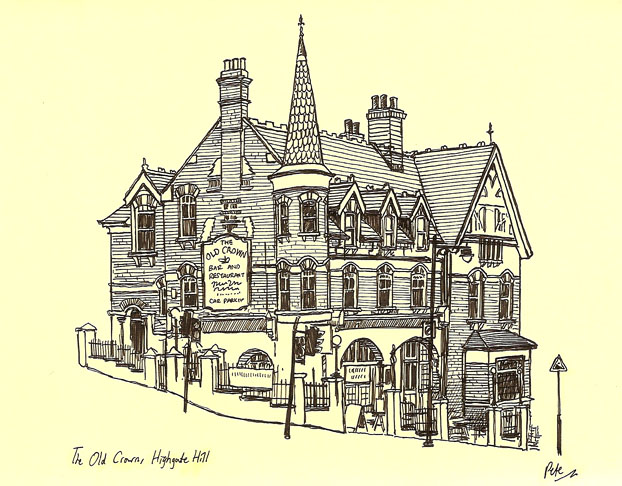 old crown highgate