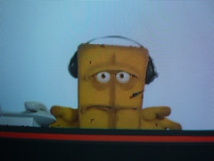 Bernd The Bread in the call center I