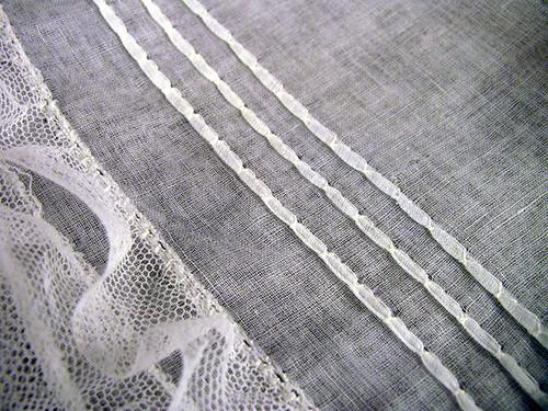 Fichu-Detail