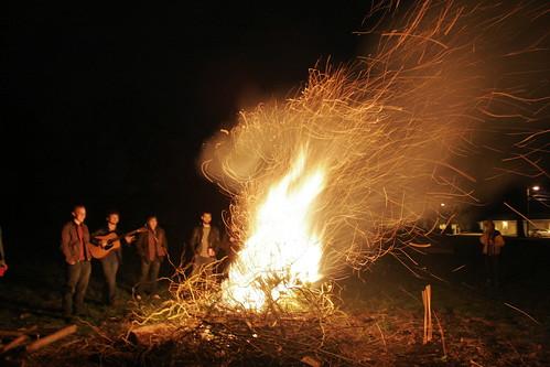 Post dig bonfire 4