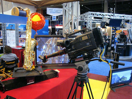 Innovision HD Probe at NAB 2009