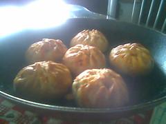 Char siew sau pau from Miri