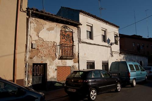 Otra casa abandonada (I)