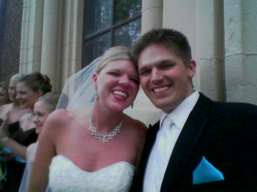 Congratulations Seth and Sharla! by m!les