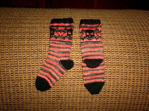 Yarrr!! Baby Stockings