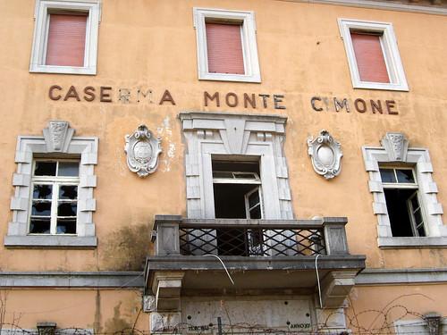 Ex Caserma Cimone