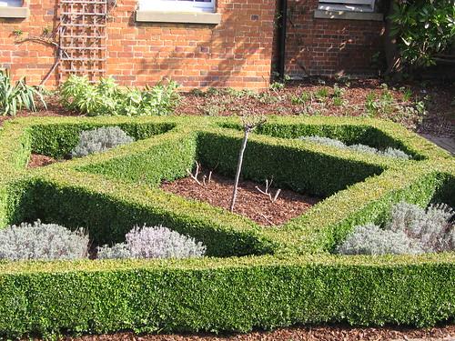 Walled garden (OU campus)