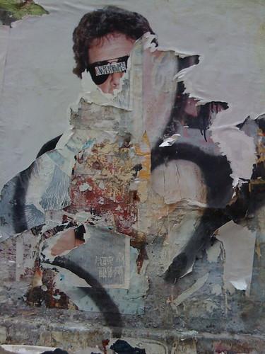 Lou Reed's Eyes Soho by DRheins