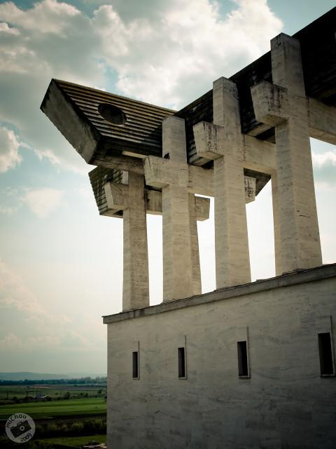 Monumentul martirilor căzuţi în temniţele comuniste [Aiud]