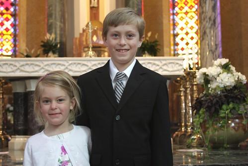 Sebastian & Sophia 2009