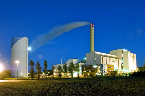 Nyköping combined heat and power plant
