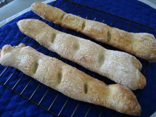 baguette breadsticks